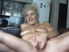 Amateur, Blonde, Mature, MILF, Webcam