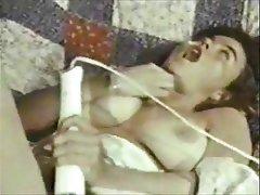Big Boobs, Masturbation, Vintage