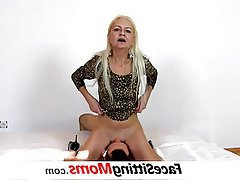 Mature, MILF, Granny, Face Sitting