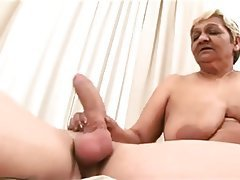 Big Boobs, Creampie, Granny, Mature