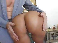 Anal, Ass Licking, Brunette, Mature