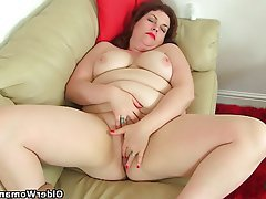 Pantyhose, BBW, Mature, MILF, British