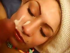 Amateur, Babe, Facial, Old and Young, POV