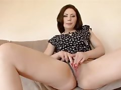 Beautiful milf squirting