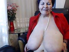 Granny, BBW, Mature, Webcam