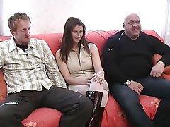 Blowjob, Cumshot, Group Sex, Swinger, Threesome