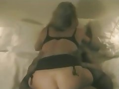 Amateur, Cuckold, Mature, Stockings, Threesome