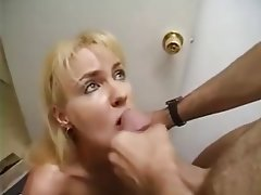 Amateur, BBW, Blowjob, Facial