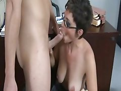 Cumshot, Hardcore, Mature, MILF, Old and Young