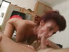 Cumshot, Hairy, Mature, MILF, Old and Young