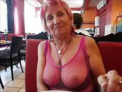 Granny, MILF, Mature, Big Boobs
